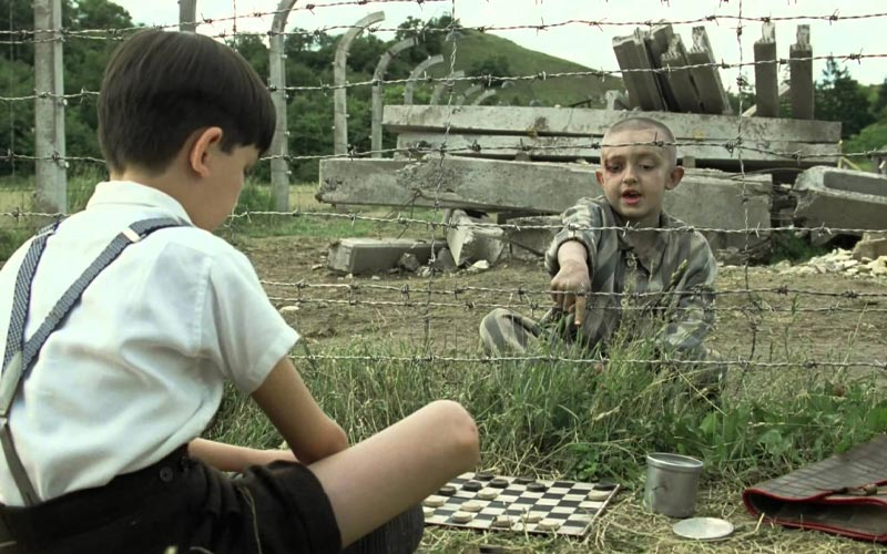 The Boy In The Striped Pyjamas Is A Poignant & Powerful Reminder Of A Young, Unbiased Friendship, Film Companion
