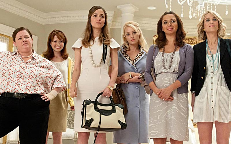 Bridesmaids: An Ode To Complicated, Messy And Enduring Female Friendships, Film Companion