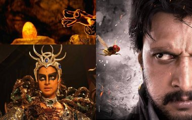 The Good, The Mediocre, And Oh-My-God-What's-Happening In Telugu Fantasy Movies