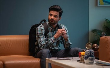 Neeraj Madhav On Sharing Screen Space With Mohanlal And Prithviraj