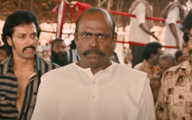 It's A Good Performance If The Actor Becomes Invisible: Pasupathy