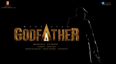 Megastar Chiranjeevi's 153rd Film, Directed By Mohan Raja, Named Godfather, Film Companion