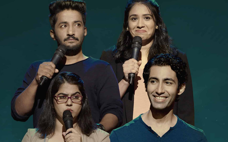 Stand-Up Shorts On Amazon Prime Video Review: Aadar Malik Stands Out In An Uneven Collection Of Stand-Up Comedians, Film Companion
