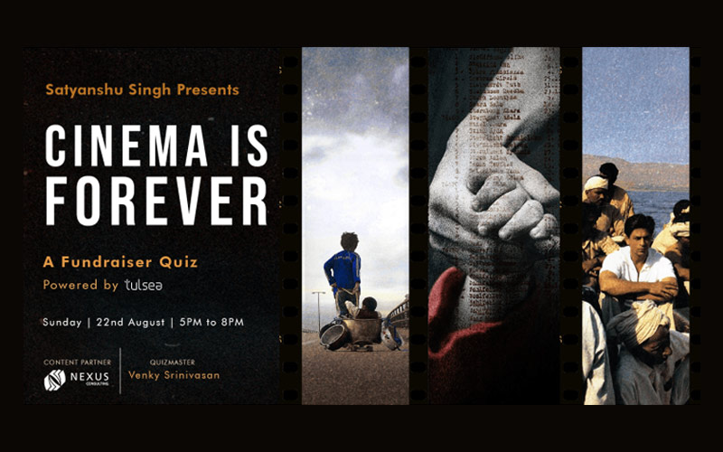 How You Can Take Part In A Movie Quiz For Charity, Film Companion
