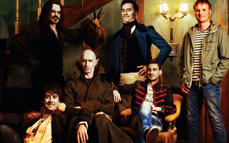 Taika Waititi's What We Do In The Shadows Is An Underrated Vampire Comedy, Film Companion