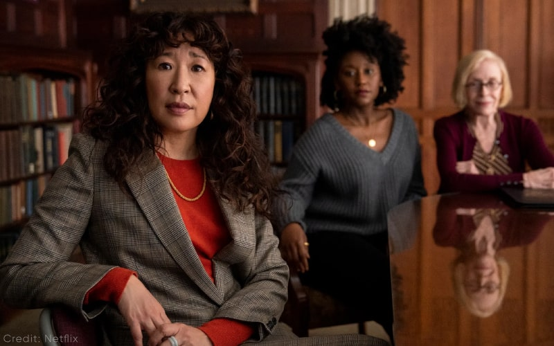 The Chair On Netflix Review: Sandra Oh's Compelling Campus Drama Is Too Rushed To Make Any Pertinent Points, Film Companion