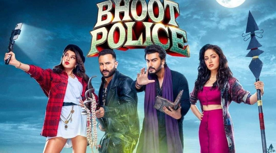 Bhoot Police On Disney+Hotstar Trailer Talk: Saif Ali Khan And Arjun Kapoor's Fake Tantric Ghostbusters Busted By A Real Ghost, Film Companion