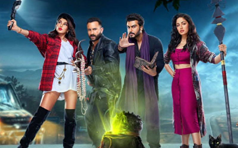 Bhoot Police, On DisneyPlus Hotstar, Is Yet Another Middling Iteration Of The Stree Formula, Film Companion
