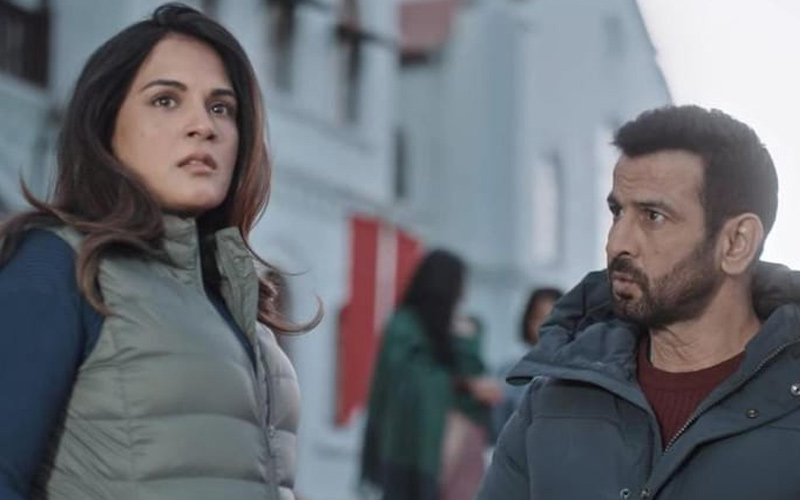 Candy On Voot Select Is A Derailed Investigative Drama, Even Richa Chadha And Ronit Roy's Realism Can't Salvage, Film Companion