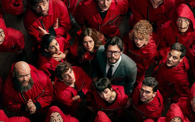 Money Heist Part 5 Vol. 1, On Netflix, Is More Of The Same Campy Goodness, Film Companion
