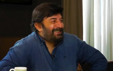 Arvind Swami On His Directorial Debut With Roudhram From Navarasa
