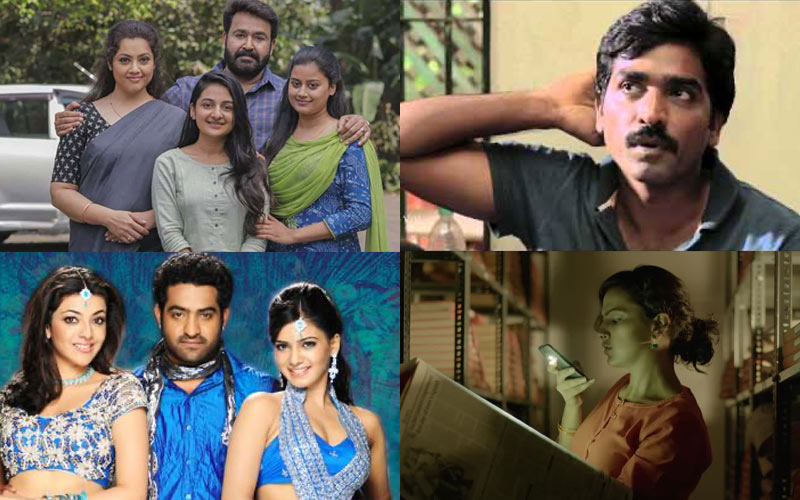 South Indian films remakes