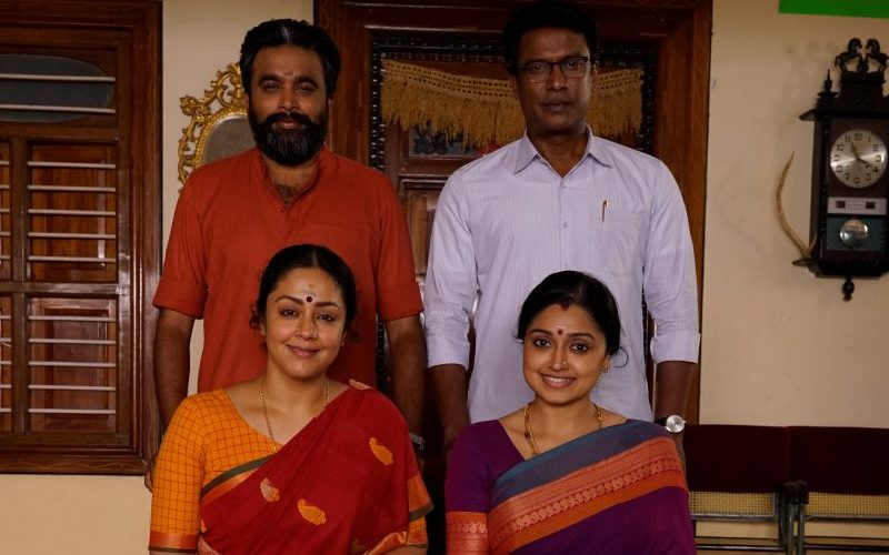 Jyothika, Samuthirakani And I Fit Naturally In Our Roles In Udanpirappe: Sasikumar, Film Companion